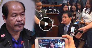 Watch: SP03 Lascañas, haharap sa kasong perjury ayon kay Sen. Lacson