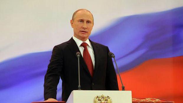 Vladímir Putin arrasa en las elecciones rusas