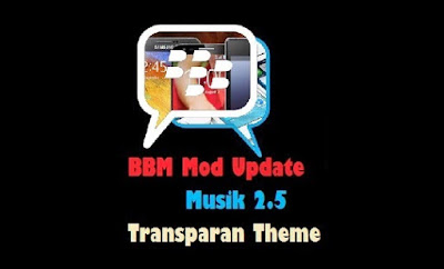 BBM Mod Transparan Full Version Terbaru 2015