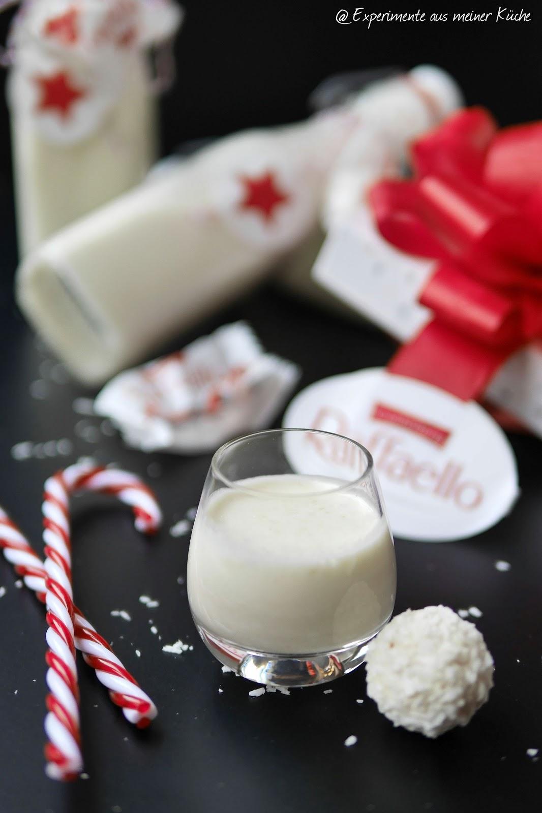 Experimente aus meiner Küche: Zwei Liköre zu Weihnachten {Geschenke ...