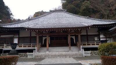 高乗寺 本堂