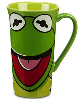The Muppets Most Wanted Kermit Coffee Mug