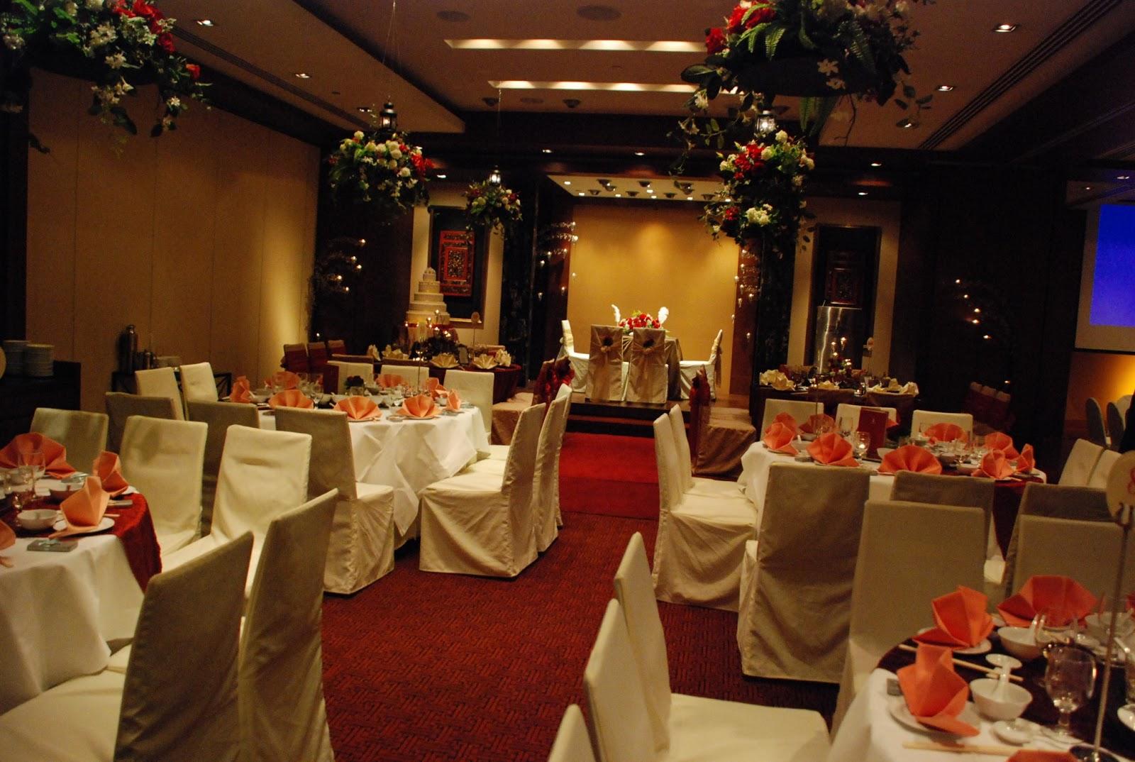 Wedding: Copthorne King's Hotel Wedding Lunch