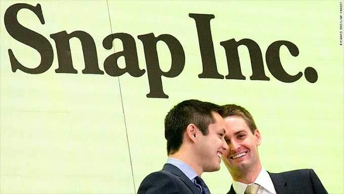 Meet Snapchat's (@Snapchat) billionaires and millionaires