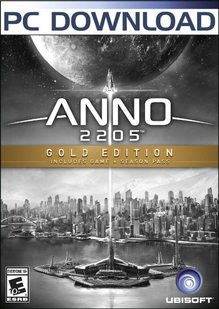 descarga Anno 2205 Gold Edition para pc 1 link español iso mega