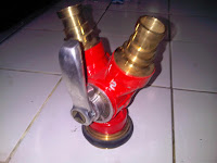 Y Conection - cabang 2 - Brazing