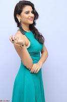 Priya Singh in a sleeveless Green Gown at Manasainodu music launch 011.08.2017 ~ Exclusive Celebrity Galleries 051.JPG