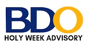 BDO Next Phase of Systems Upgrade this Holy Week