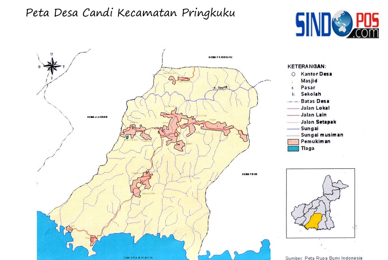 Profil Desa & Kelurahan, Desa Candi Kecamatan Pringkuku ...