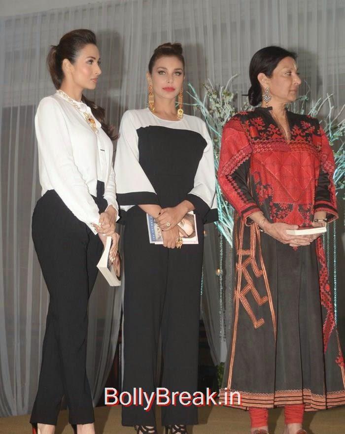 Malaika Arora Khan, Lisa Ray, Lisa Hayden, Lisa Ray Hot Pics At DR. Jamuna Pai's 'No One Has To Know' Book Launch