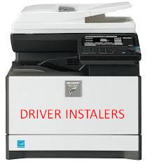 Sharp MX-C301W Driver Intalers