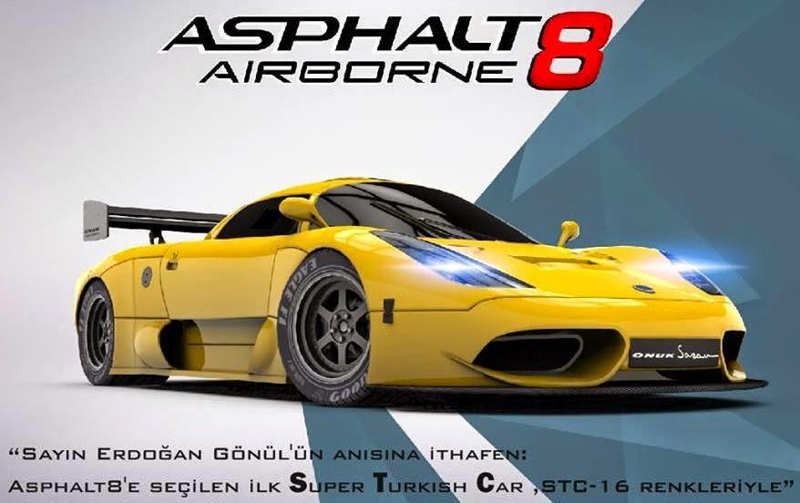 Asphalt 39 ta yerli bir otomobil otometre otomobil blogu haberler yeni modeller - Asphalt 8 hd images ...