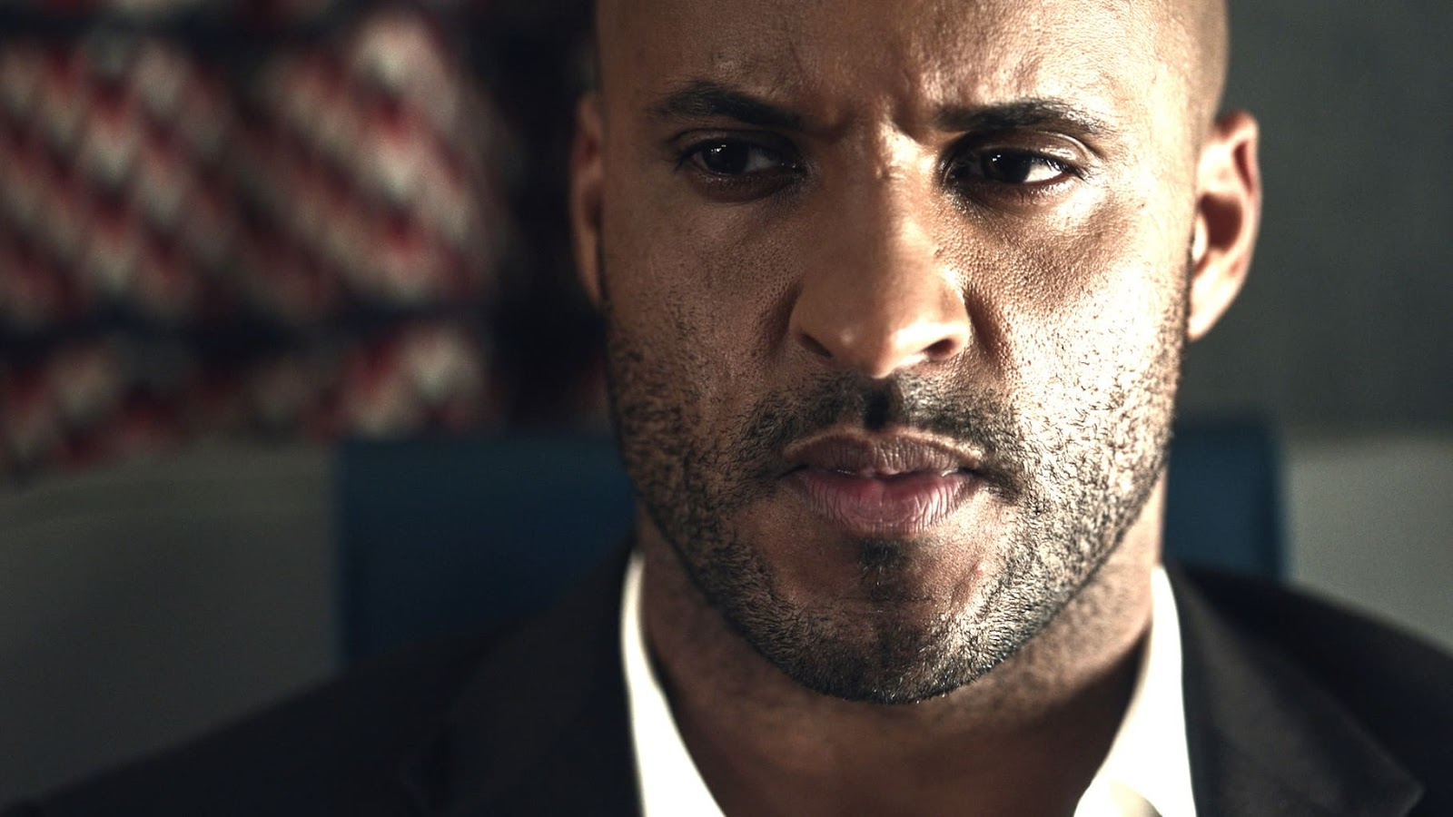 Ricky Whittle, actor, american gods