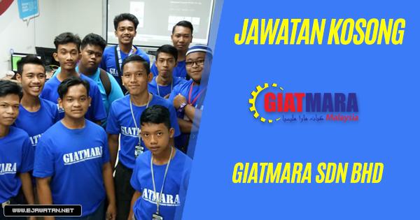 jawatan kosong GIATMARA (Majlis Amanah Rakyat) 2019