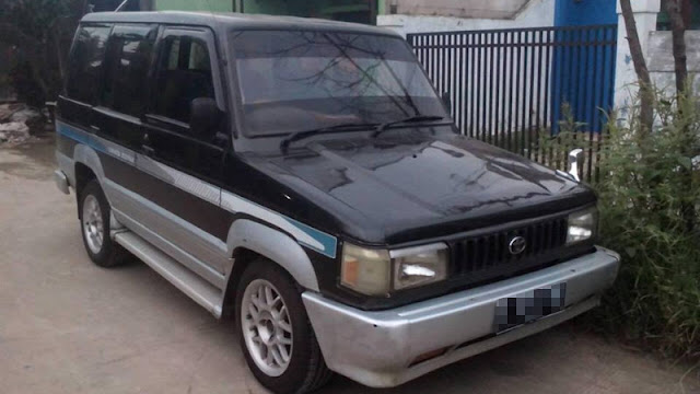 Kijang Rasa SUV | Mobil Motor Lama