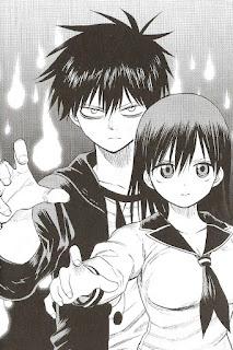 """Reseña de """"Blood Lad"""" (ブラッドラッド) vol.17 de Yuuki Kodama - Norma Editorial"""