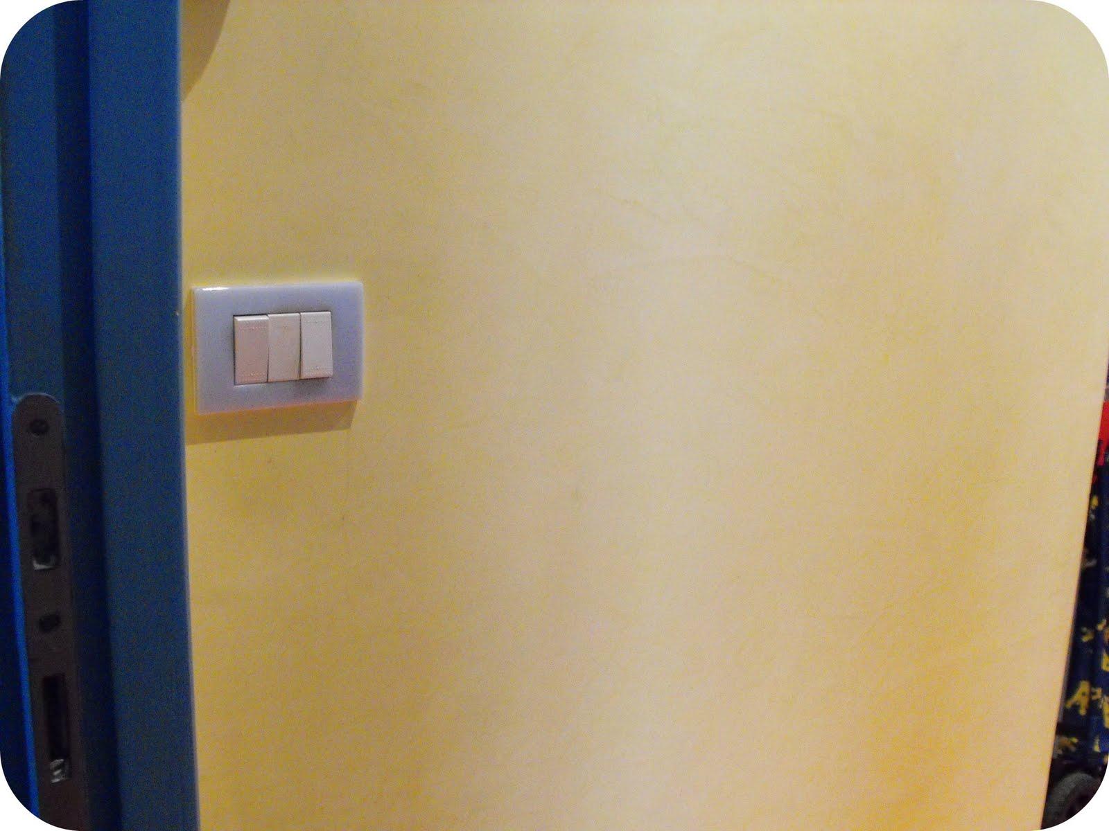 I colori di casa Stucco Veneziano