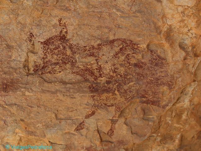 Serra de Prades, Montblanc, Patrimoni de la Humanitat, Art rupestre de l'arc mediterrani de la Península Ibèrica, Conca de Barberà, Tarragona, Catalunya