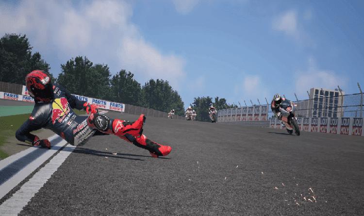 تحميل لعبة الموتوسيكلات MotoGP 18 للكمبيوتر برابط مباشر