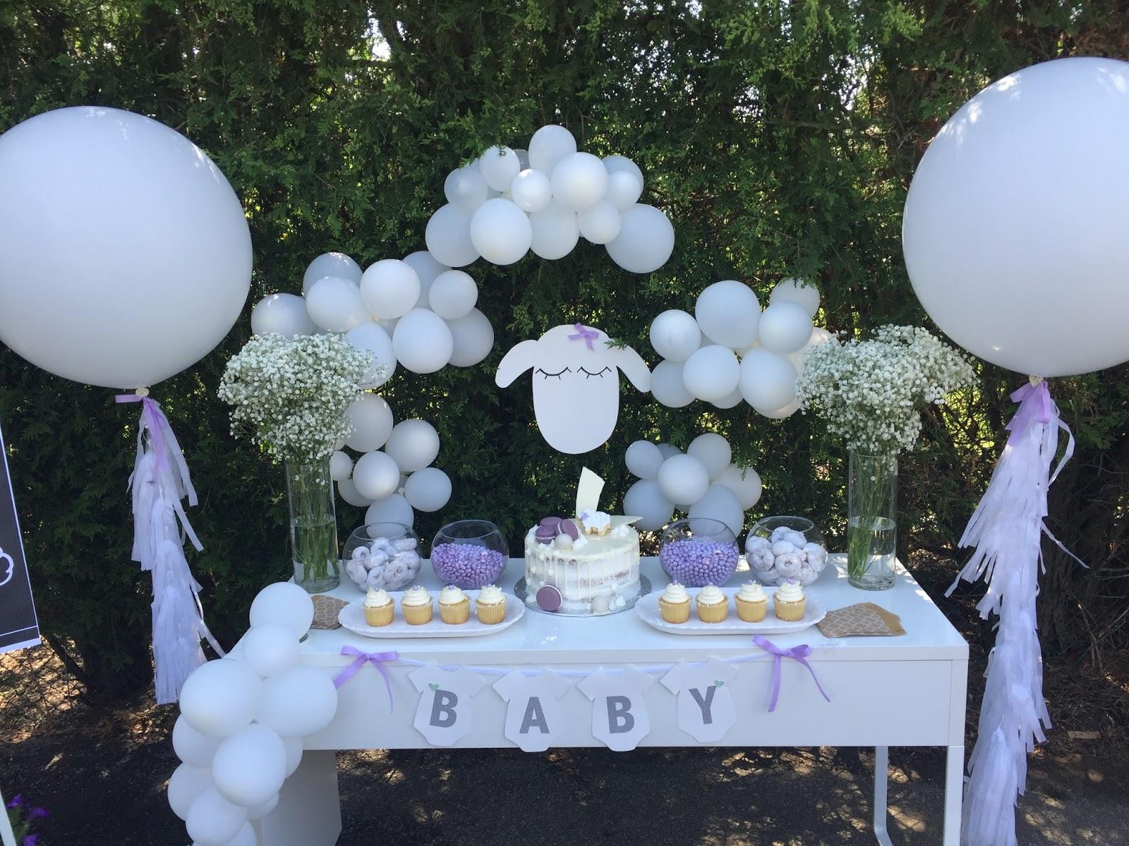 FEATURE: Little Lamb Baby Shower | Popular Party Planning Blog |  Celebration Stylist