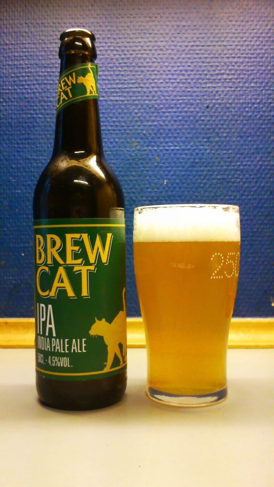 The Beer Hunter Copenhagen Brew Cat X 2 216 Rb 230 K Golden