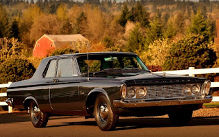 1963 Plymouth Savoy Max Wedge Front Right