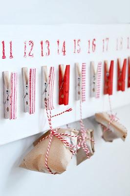 DIY-calendrier de l'Avent-Umla