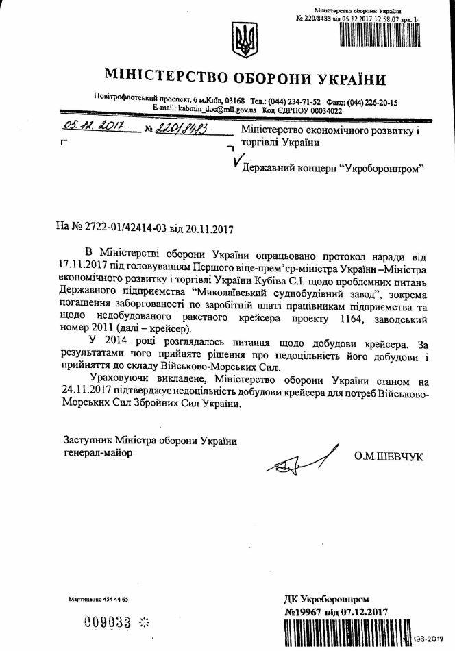 лист МОУ керейсер
