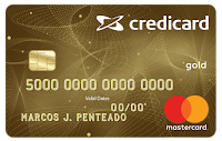 gold card by credicard
