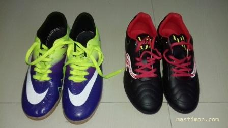 Tips memilih sepatu FUTSAL sesuai dengan bentuk dan ukuran KAKI untuk Pemula