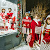 Tired of being asked why she isn't married, Suzanne Heintz spends 14 years taking holiday photos with a mannequin family (56 Pics)