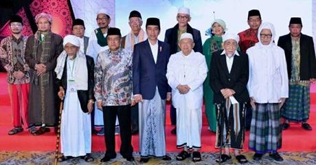Bantah Perpu Ormas Anti-Islam, KH Ma'ruf Amin: Kalau Memang Bukan Anti-Pancasila Akan Banyak yang Bela