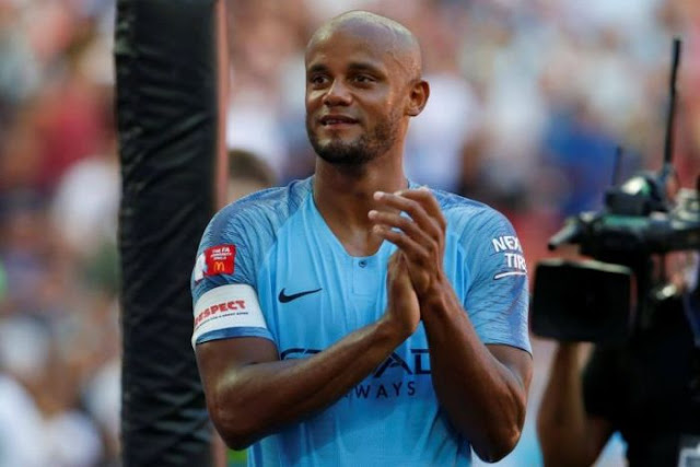 Vincent Kompany Names Club That Deserve To Win Premier League Title (See The Club)
