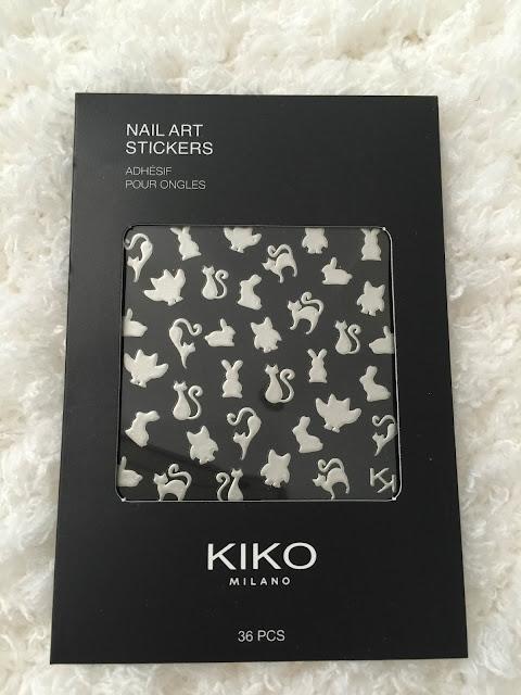 Kiko Milano Nail Art
