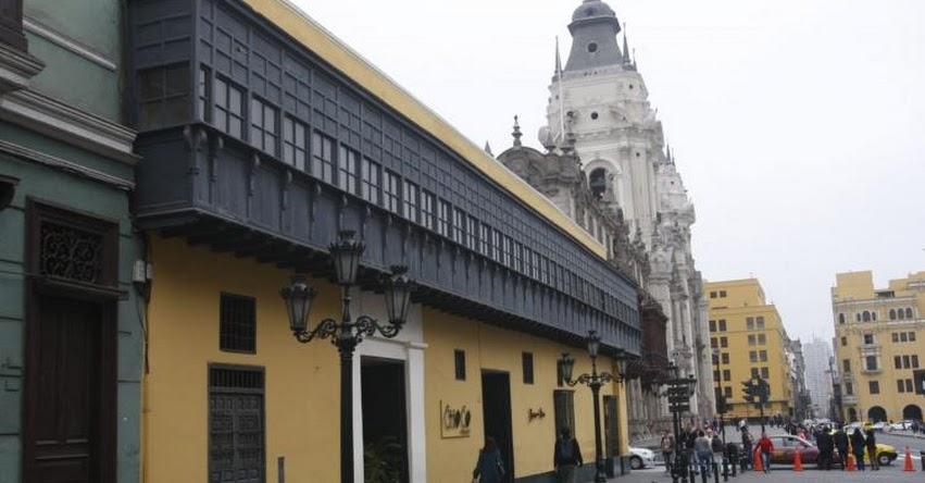 Municipalidad de Lima presentó libro sobre el damero de Pizarro - www.munlima.gob.pe