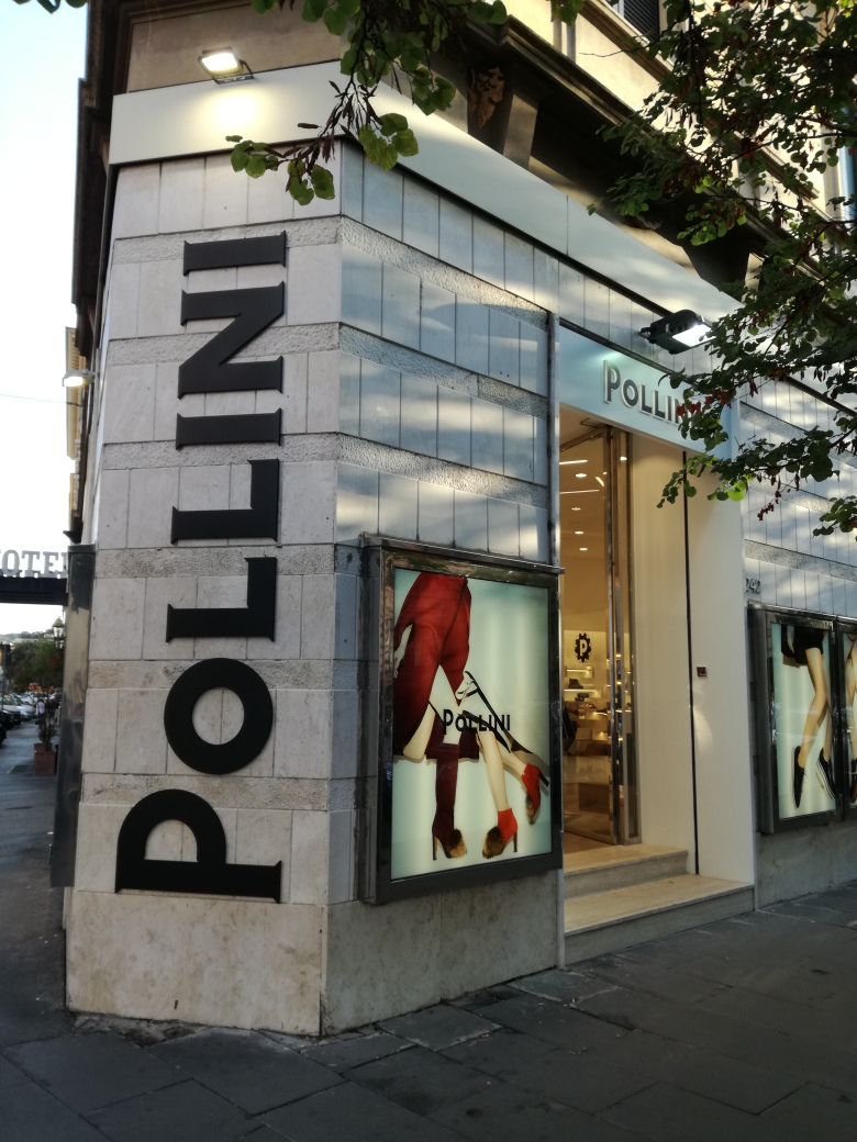 Roma Shop   More  Pollini a Via Cola di Rienzo! 8b0886c4e8c