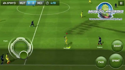 Fifa 15 Ultimate Team Gameplay