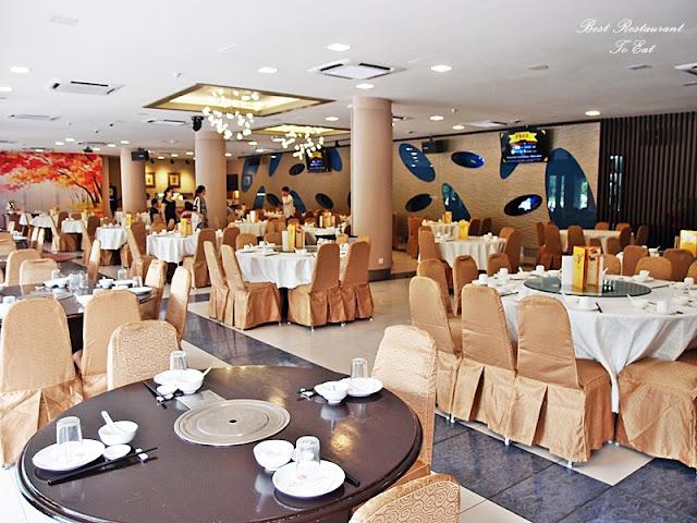 Fortuna Seafood Restaurant Kajang Dining Area
