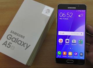 Cara Flash dan Update Samsung Galaxy A5 SM-A500W
