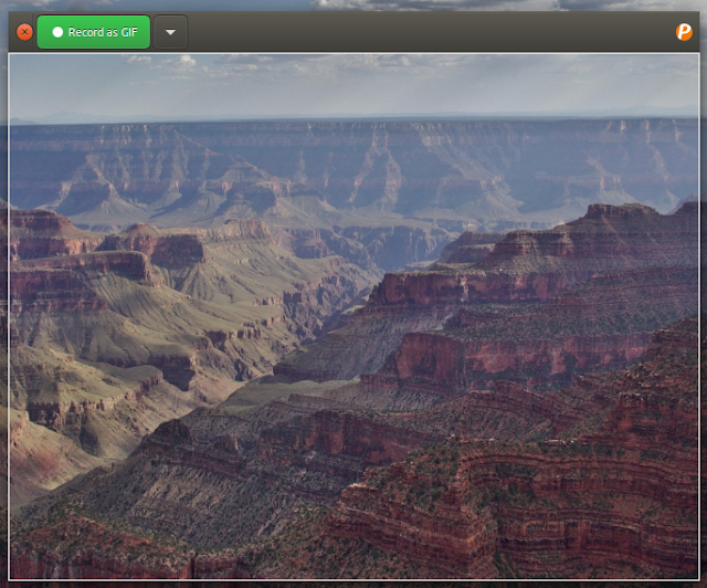 merekam layar dengan mudah di ubuntu