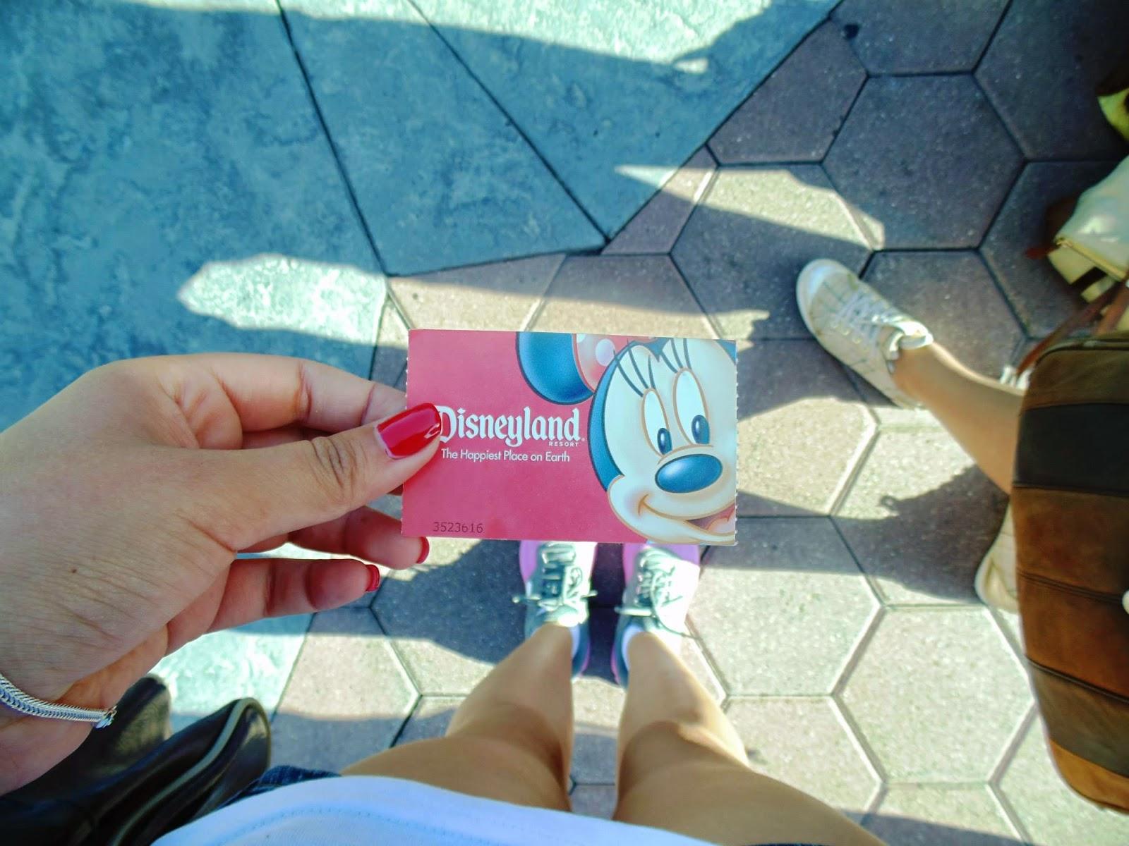 Just Sharing Disneyland