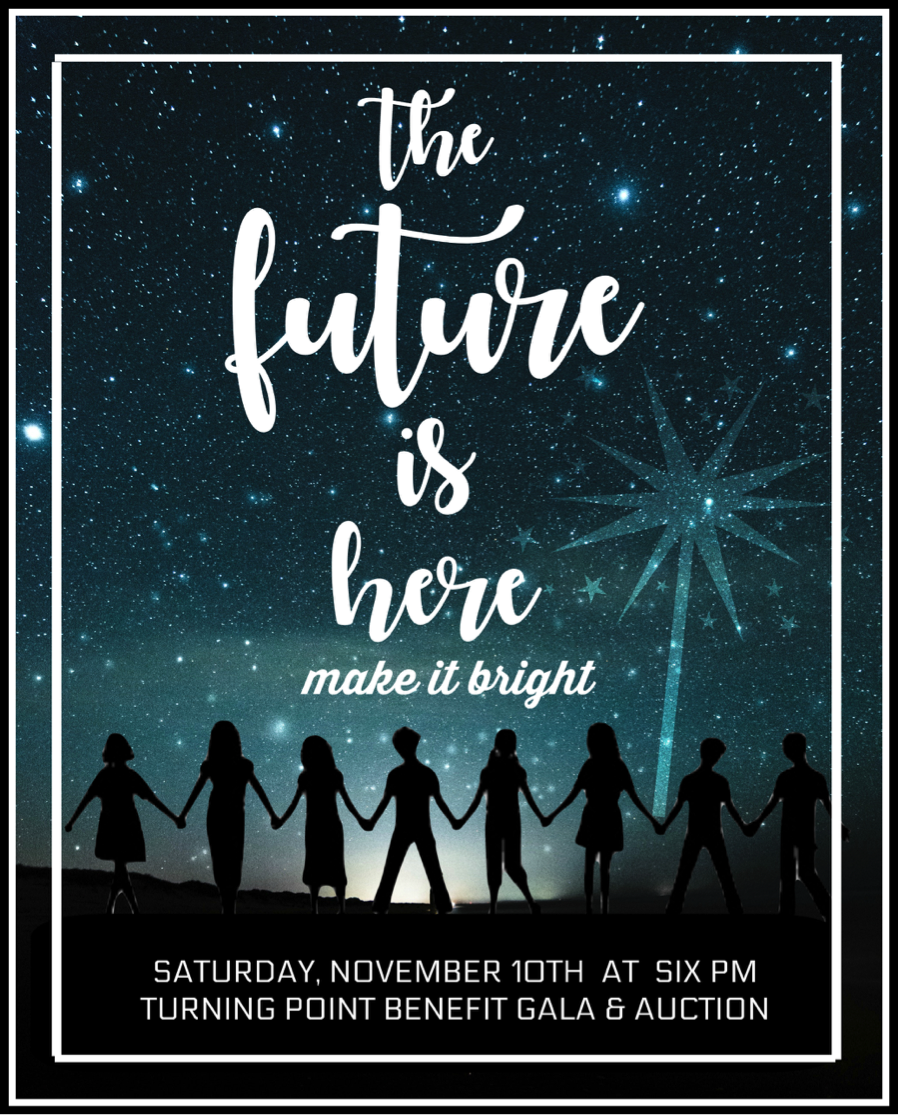 7f3ef1e59964 Shoreline Area News: The future is here - make it bright at the Turning  Point Gala and Auction