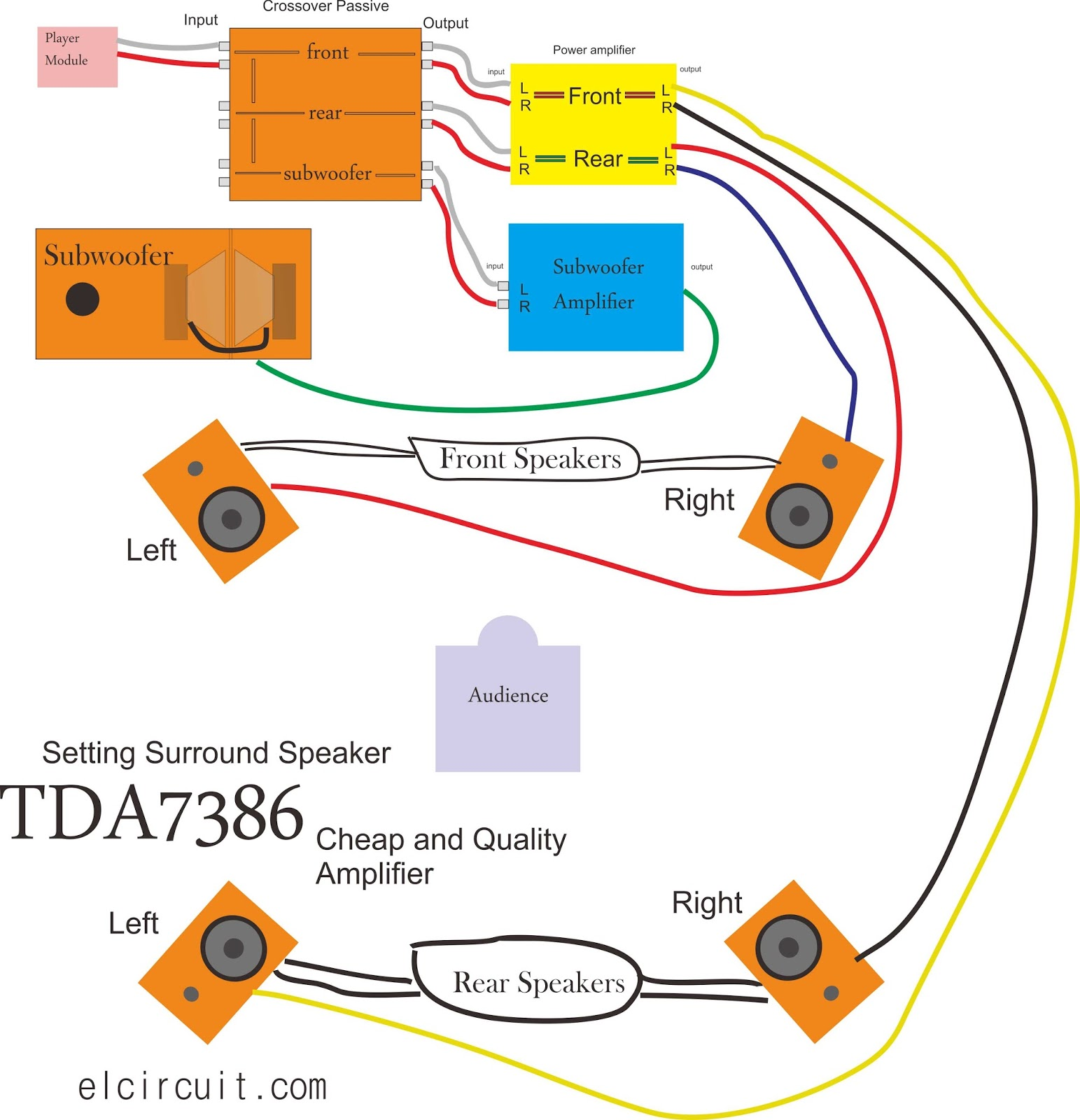 Power Supply Wiring Diagram Using Tl494 Circuit Wiring Diagrams 639 X