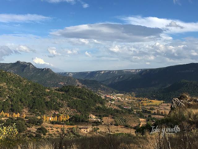 Vista desde Riópar Viejo