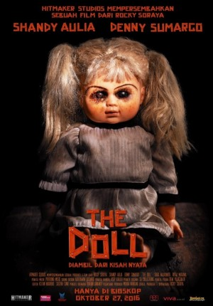 Film Horror The Doll (2016) Full Movie
