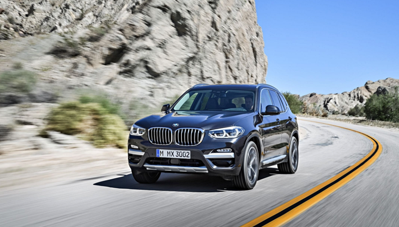 2019 BMW X3 Series Redesign, Price and Release Date