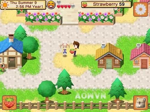 AowVN.org m%2B%25281%2529 - [ Offline ] Harvest Moon: Seeds of Memories | Huyền thoại game nông trại đã có trên Android & IOS
