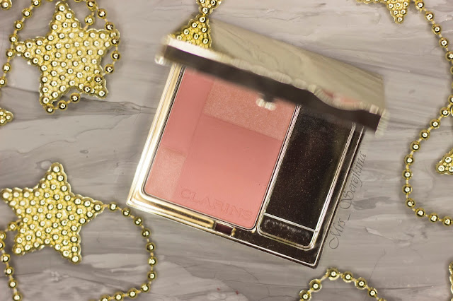New year make-up 2018, step 14: Clarins Blush Prodige Sweet Rose