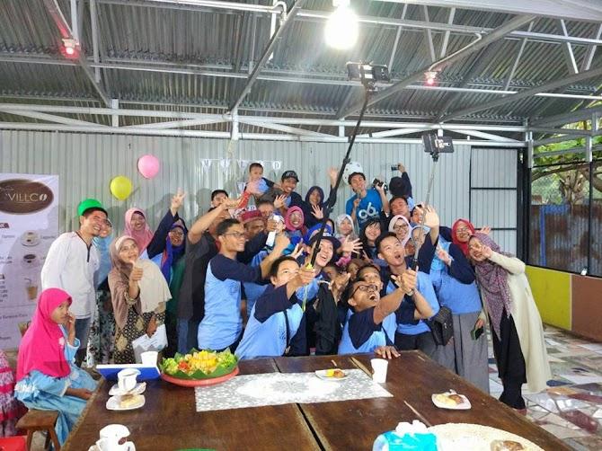 Milad Pertama Blogger Bengkulu Bertabur Hadiah