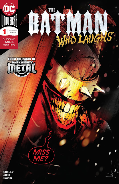Batman who laughs Batman que ríe 2019 Español mega